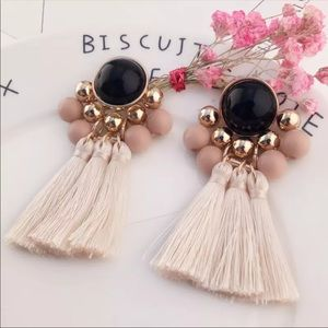 Jewelry - Boca Fringe Earrings